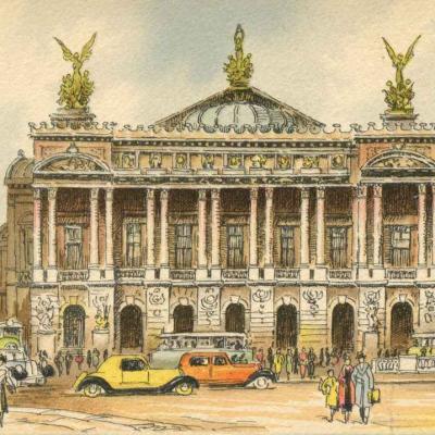Barday 10x15 - 2012 - Vues de Paris