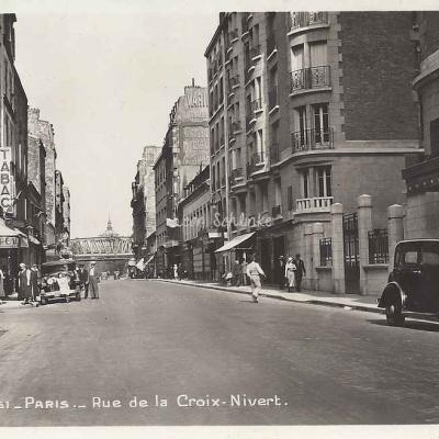 J.T.G. 151 - Rue de la Croix-Nivert