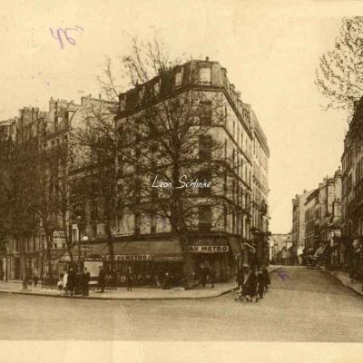 JAN 1 - Place et Avenue Daumesnil, rue Claude Decaen