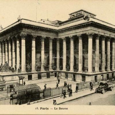 Jan 18 - Paris - La Bourse