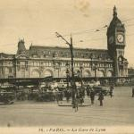 Jan 36 - La Gare de Lyon