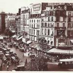 Jan 4 - Les Boulevards St-Denis, Strasbourg et Sébastopol