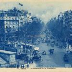 Jan 63 - Le Boulevard de la Madeleine