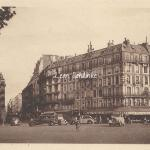 Jan - Paris - La Place et le Boulevard Voltaire, rue Richard-Lenoir