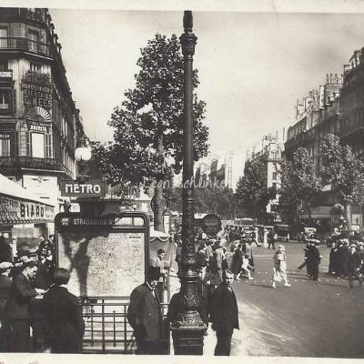 Jan - Le Boulevard Saint-Denis