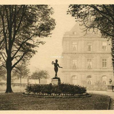 Jardins et Palais du Luxembourg