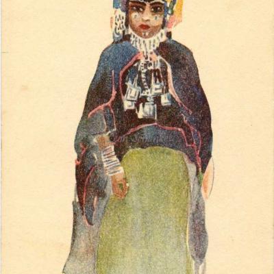 Jeune fille (Aurès)