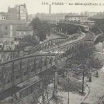 JH 148 - Le Métropolitain à la Villette