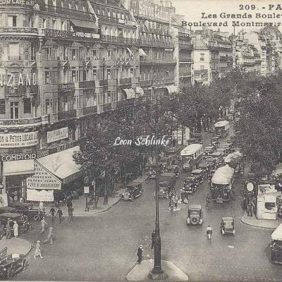 JH 209 - Les Grands Boulevards - Boulevard Montmartre
