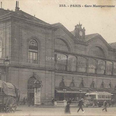 JH 253 - Gare Montparnasse
