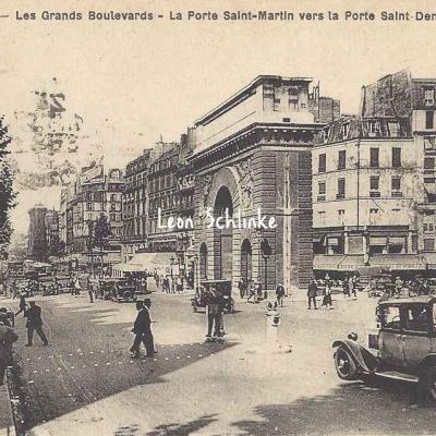 JH 338 - Les Grands Boulevards - La Porte St-Martin