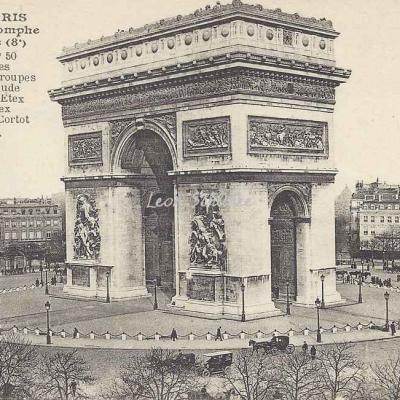 JH 435 - Arc de Triomphe de l'Etoile
