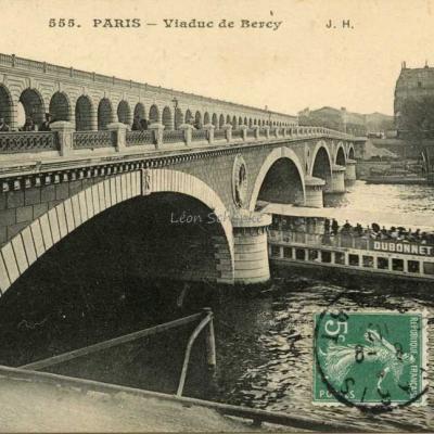 JH 555 - Viaduc de Bercy