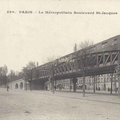 JH 599 - Le Métropolitain Boulevard St-Jacques