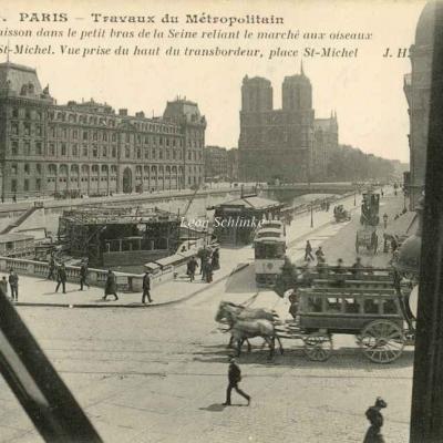 JH 699 - Travaux Place Saint-Michel
