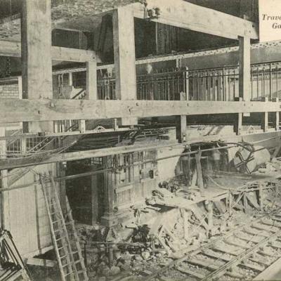 JH 703 - Travaux de la Gare Saint-Michel