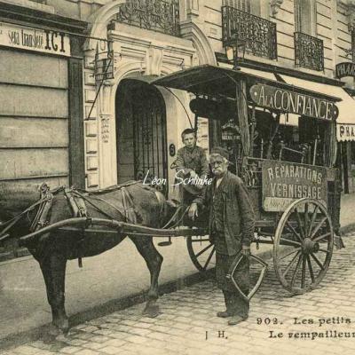 JH - Les petits métiers de Paris