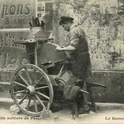 JH 910 - Le Rémouleur