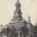 JC 571 - L'Eglise et la Place de la Trinité