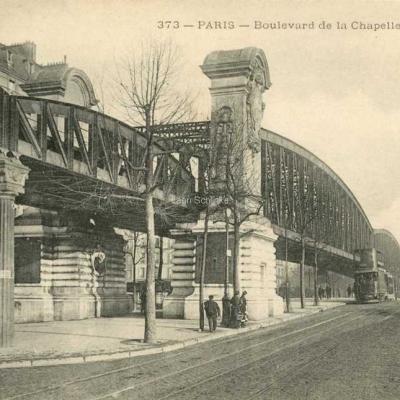 JLC 373 - Boulevard de la Chapelle