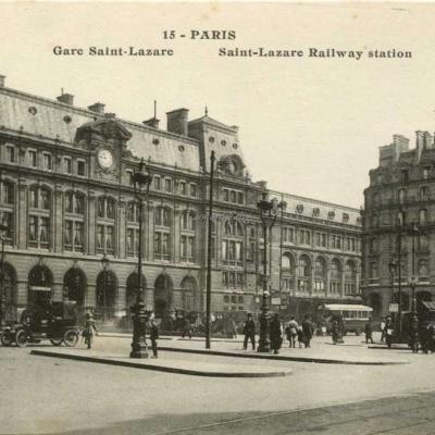 JMT 15 - PARIS - Gare Saint-Lazare