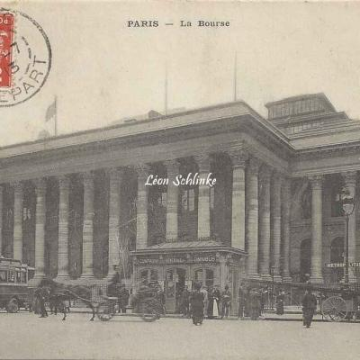 Jules Séeberger - La Bourse