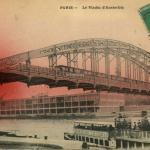 Jules Seeberger - PARIS - Le Viaduc d'Austerlitz
