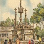Barday 10x15 - 2119 - Les Calvaires Bretons