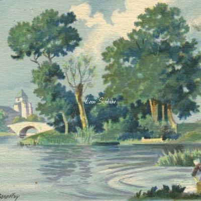 1457 - Paysages de France