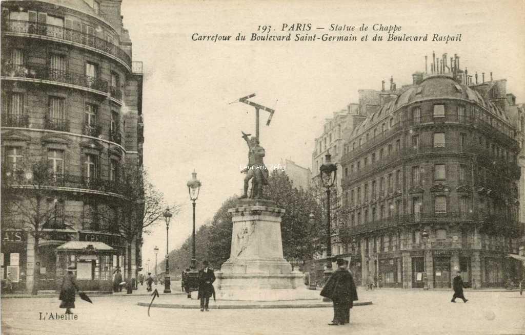 Rue du bac for Carrelage du sud boulevard saint germain