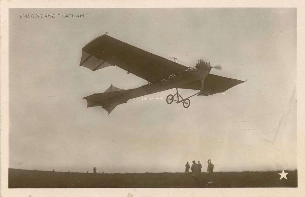 L'Aéroplane Latham