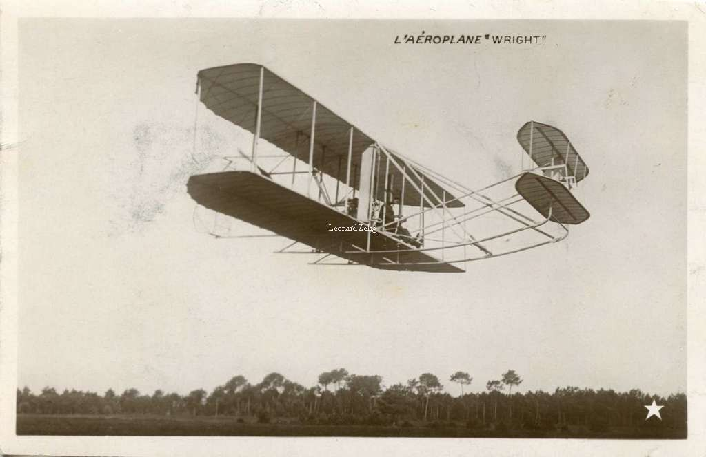 L'Aéroplane Wright