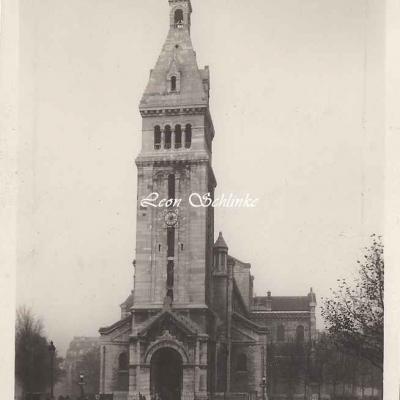 L'Aigle 263 - L'église Saint-pierre du Petit-Montrouge
