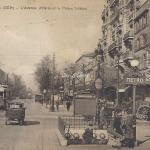 L'Avenue d'Italie et le Metro Tolbiac - FF 1317