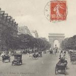 ND 3248 - L'Avenue des Champs Elysées
