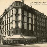 L.Boisson 121 - Rues Monge et Mirbel, Métro 'Censier-Daubenton'