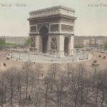 L.D. - Place de l'Etoile · Arc de Triomphe