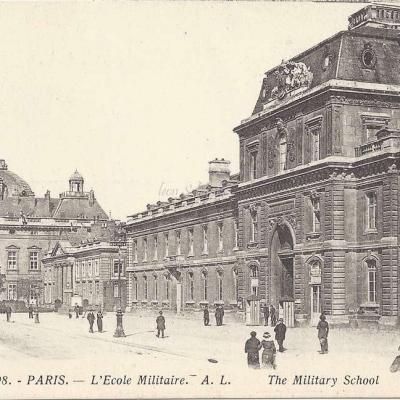 AL 98 - L'Ecole Militaire