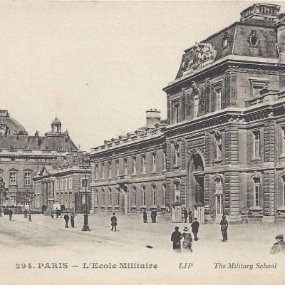 LIP 294 - L'Ecole Militaire