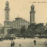 L. et O. 71 - PARIS - Salle de Concert et Tours du Trocadéro