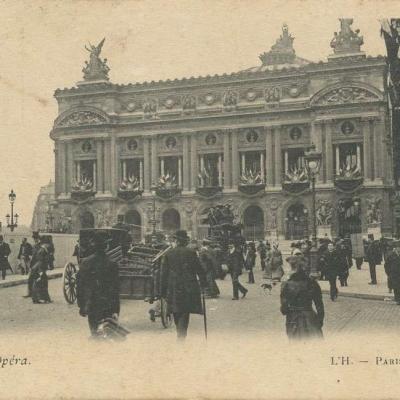 L'H. - Paris - L'Opéra
