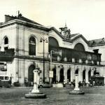 L.Hérault - PARIS (XV°) Gare Montparnasse