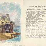 L'Huitre et les Plaideurs