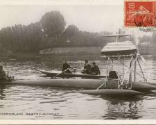 L'Hydroplane Santos-Dumont