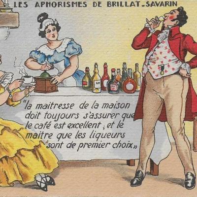 L - La maitresse de maison doit ...
