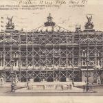 Chevojon - Echafaudages Hector Lièvre - L'Opéra