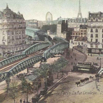 L.V. & Cie 2108 - La Rue Lecourbe