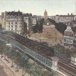 L.V. & Cie 2110 - Le Métropolitain et l'Avenue de Breteuil