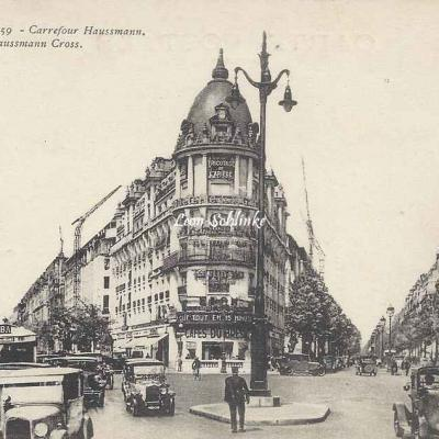 La Cigogne 159 - Carrefour Haussmann