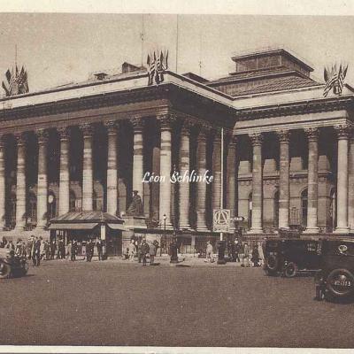 La Cigogne 207 - La Bourse